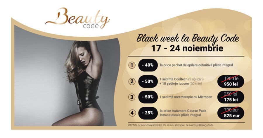 Black Week 17 -24 Noiembrie