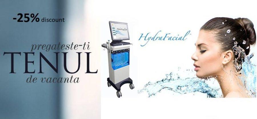 Hydrafacial  Tratament