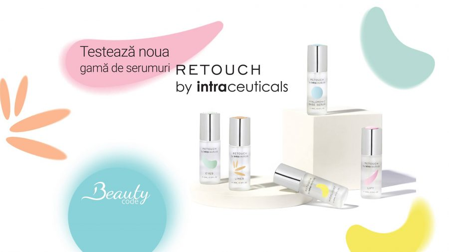 Noua gamă RETOUCH by Intraceuticals