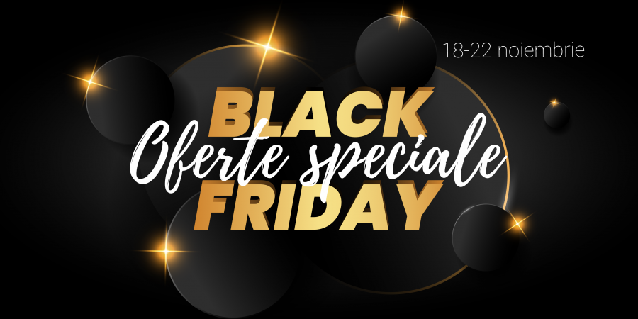 BLACK FRIDAY la Beauty Code. Vezi ofertele speciale