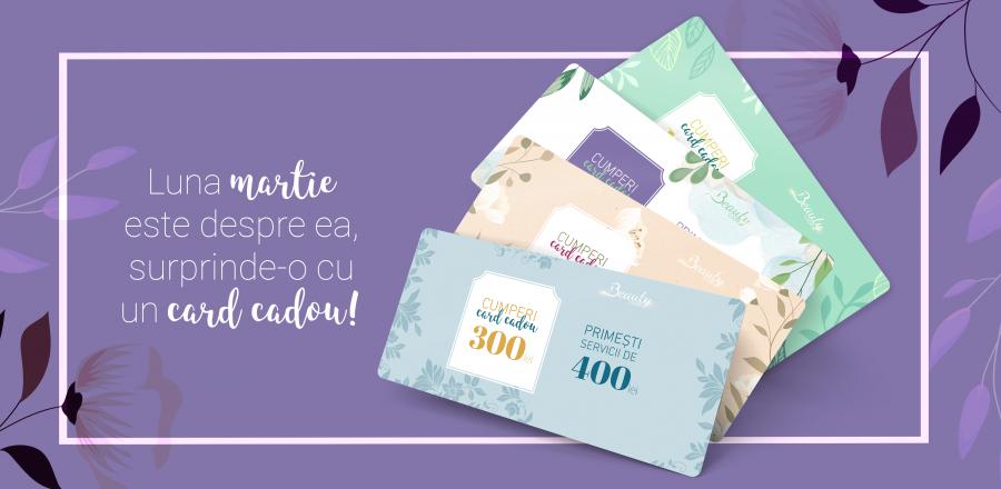 Cadouri perfecte pentru 8 martie: voucherele Beauty Code