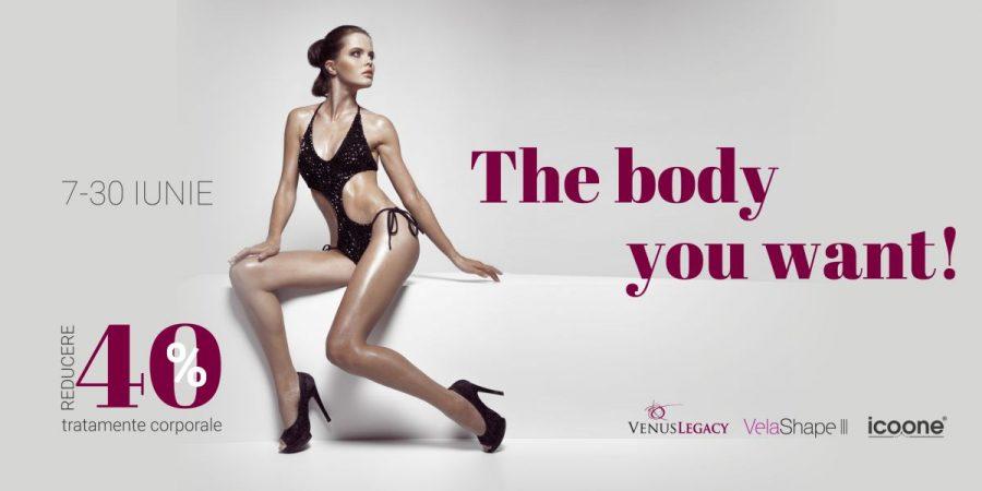 Get Your Summer Body! Iată 3 tratamente care fac minuni și sunt acum la superofertă